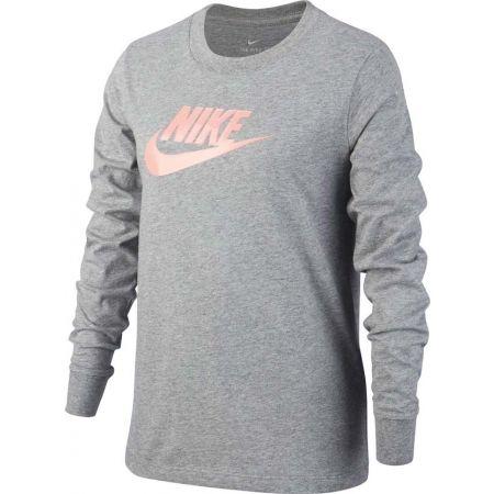 Nike NSW TEE LS ESSNT FUTURA HOOK