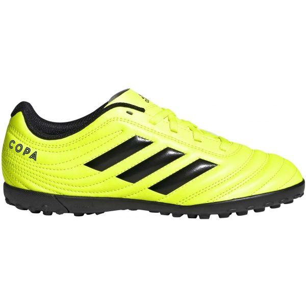 adidas COPA 19.4 TF J žlutá 34 - Dětské turfy