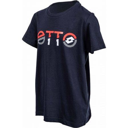 Chlapecké triko - Lotto BTS TEE LOGO JS B - 2