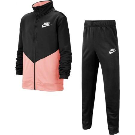 Nike B NSW CORE TRK STE PLY FUTURA - Dětská sportovní souprava