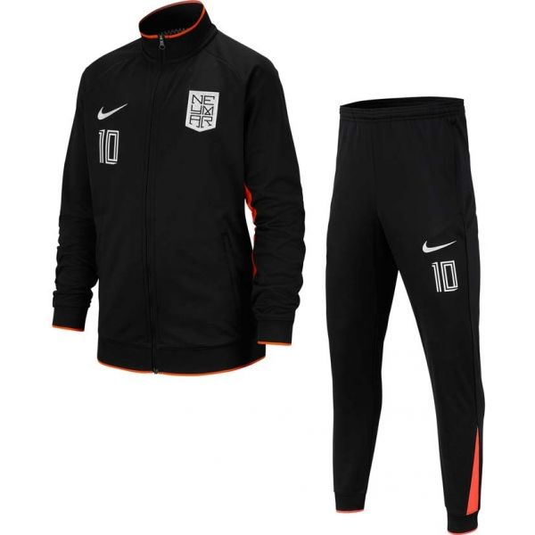 Nike NYR B NK DRY TRK SUIT K čierna XL - Chlapčenská súprava