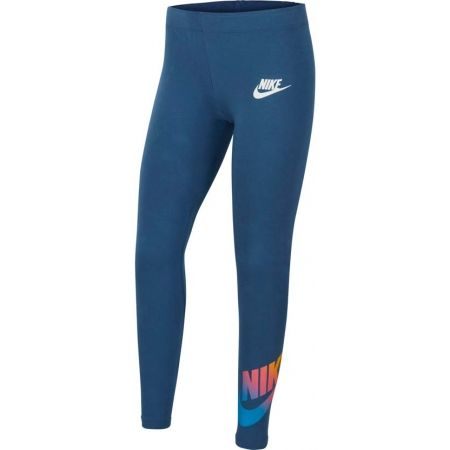 Dievčenské legíny - Nike NSW FAVORITES FF LEGGING - 1