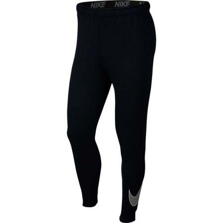 Pánske tréningové nohavice - Nike DRY PANT TAPER SWOOSH - 1