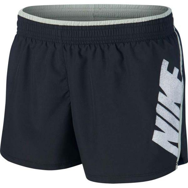 Nike 10K SHORT REBEL GX černá XS - Dámské běžecké šortky