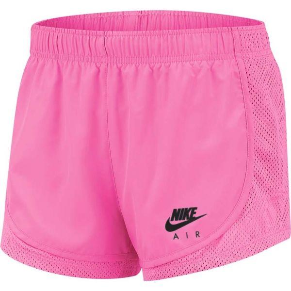 Nike TEMPO SHORT AIR różowy XS - Spodenki do biegania damskie