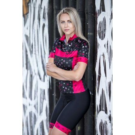 Dámský cyklistický dres - Rosti TRILOGI W - 4