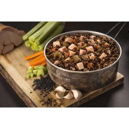 Outdoorová strava - ADVENTURE MENU FARMÁŘSKÁ ŠUNKA S ČOČKOVÝM RAGU - 2