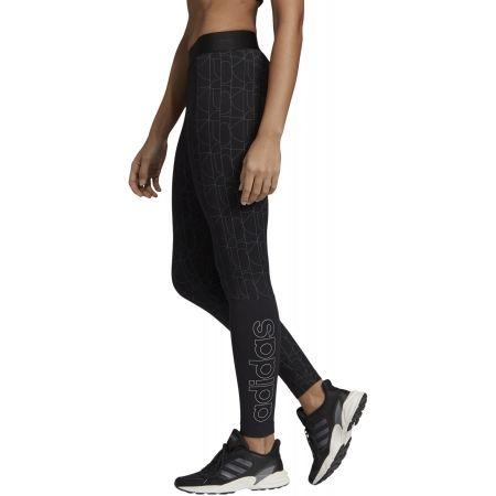 Women's leggings - adidas MOTION TIGHT - 5