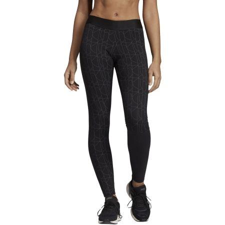 Women's leggings - adidas MOTION TIGHT - 3