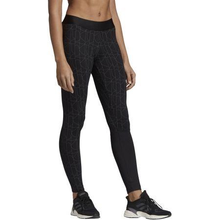 Women's leggings - adidas MOTION TIGHT - 4