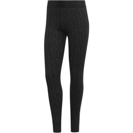 Women's leggings - adidas MOTION TIGHT - 1