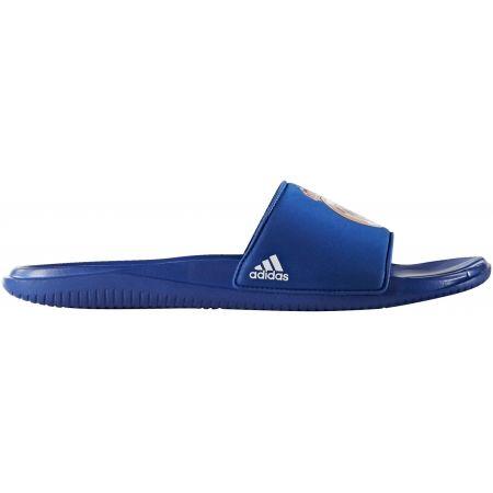 Pánske šľapky - adidas RMFC SLIDE - 1