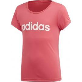 adidas YG C TEE - Koszulka dziewczęca