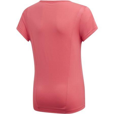 Тениска за момичета - adidas YG C TEE - 2