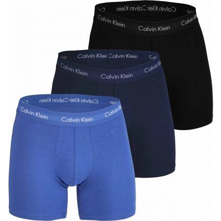 Calvin Klein 3P BOXER BRIEF - Pánske boxerky