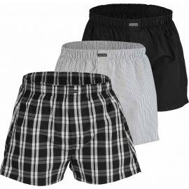 Calvin Klein BOXER WVN 3PK - Мъжки боксерки