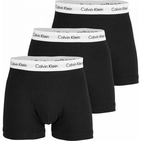 Pánske boxerky - Calvin Klein 3P TRUNK - 1