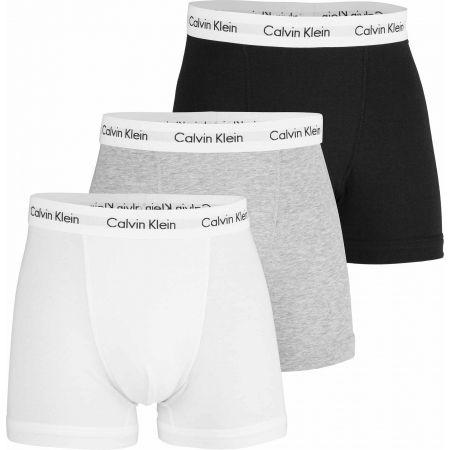 Calvin Klein 3P TRUNK - Men's boxer briefs