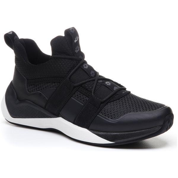 Lotto ESCAPE AMF STRIPES - Pánska voľnočasová obuv