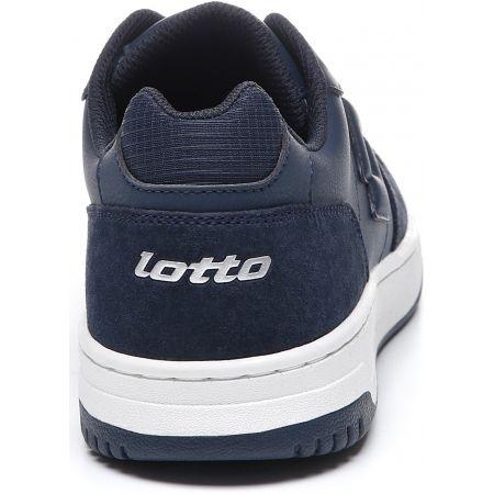 Pánska voľnočasová obuv - Lotto BASKET LOW NU - 7