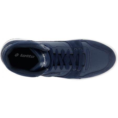 Pánská kotníková obuv - Lotto BASKET TOP NU - 4