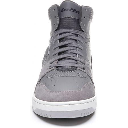 Мъжки обувки до глезена - Lotto BASKET TOP NU - 6