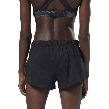 Дамски спортни къси панталони - Reebok 2-IN-1 SHORT - 5