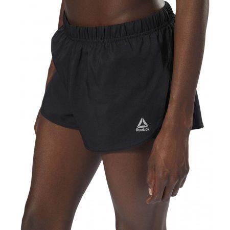 Дамски спортни къси панталони - Reebok 2-IN-1 SHORT - 3