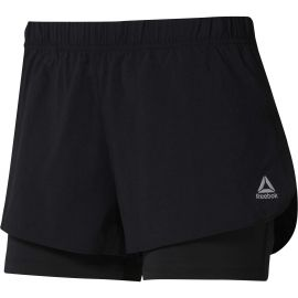 Reebok 2-IN-1 SHORT - Women's sports shorts