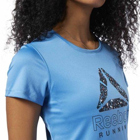 Dámske bežecké tričko - Reebok RUNNING ESSENTIALS GRAPHIC TEE - 7