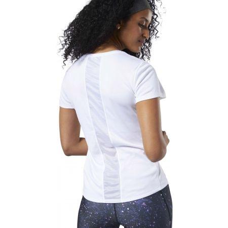 Dámské běžecké tričko - Reebok RUNNING ESSENTIALS GRAPHIC TEE - 5