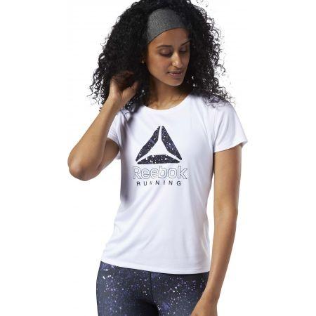Dámske bežecké tričko - Reebok RUNNING ESSENTIALS GRAPHIC TEE - 3