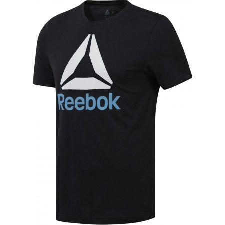 Reebok REEBOK STACKED - Tricou bărbați