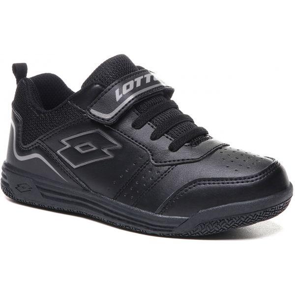 Lotto SET ACE XIII CL SL černá 36 - Dětská volnočasová obuv