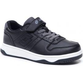Lotto BASKETLOW CL SL - Juniorská voľnočasová obuv