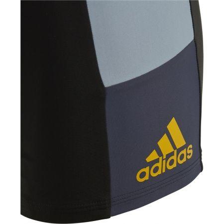 Boys' swim shorts - adidas INF CB BX BOY - 5