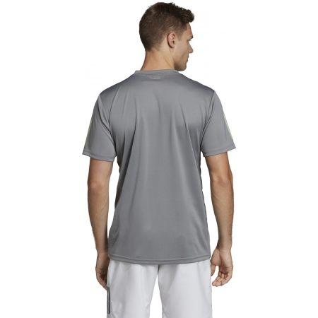 Pánské triko - adidas CLUB 3 STRIPES TEE - 7