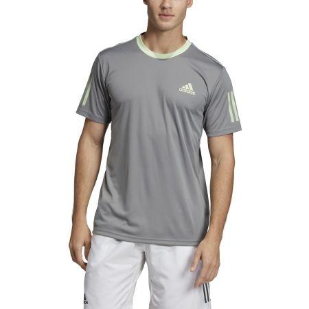 Pánské triko - adidas CLUB 3 STRIPES TEE - 3