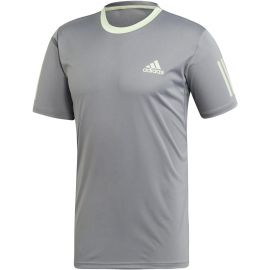 adidas CLUB 3 STRIPES TEE - Men's T-shirt