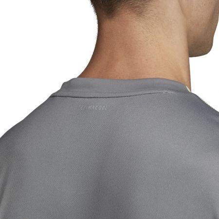 Pánské triko - adidas CLUB 3 STRIPES TEE - 10