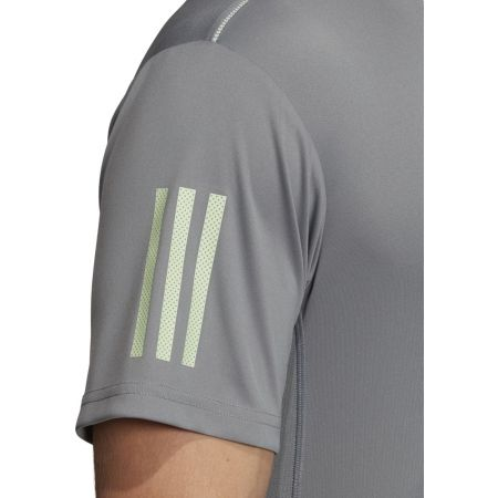 Pánské triko - adidas CLUB 3 STRIPES TEE - 9