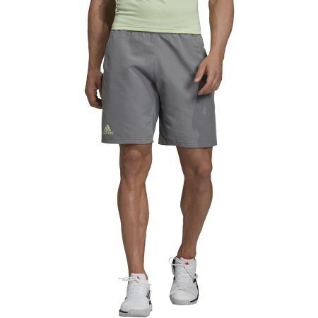 Men's shorts - adidas CLUB 3 STRIPES SHORT 9INCH - 3