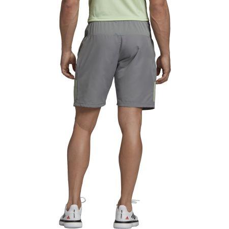 Men's shorts - adidas CLUB 3 STRIPES SHORT 9INCH - 6