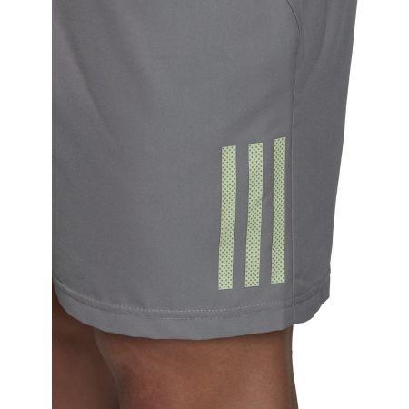 Men's shorts - adidas CLUB 3 STRIPES SHORT 9INCH - 9