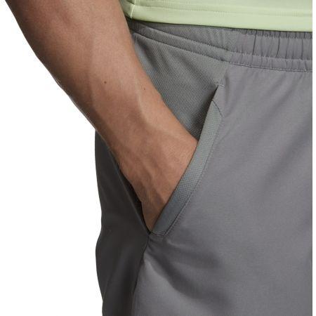 Men's shorts - adidas CLUB 3 STRIPES SHORT 9INCH - 7