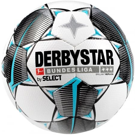Select DERBYSTAR BRILLANT REPLICA - Futball labda