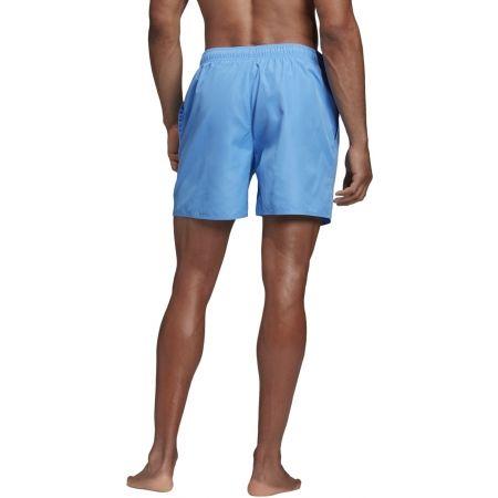 Pánske plavecké šortky - adidas SOLID SHORT LENGTH - 6