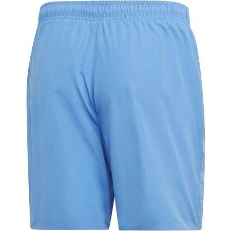 Pánske plavecké šortky - adidas SOLID SHORT LENGTH - 2