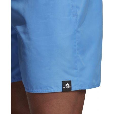 Pánske plavecké šortky - adidas SOLID SHORT LENGTH - 9