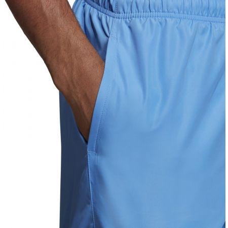Pánske plavecké šortky - adidas SOLID SHORT LENGTH - 7